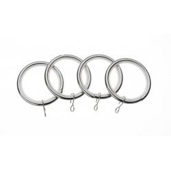 Chrome Ring (Pack of 4)