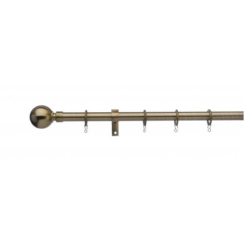 Ball Antique Brass