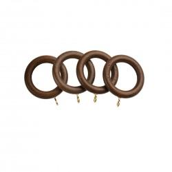 Ring Walnut (Pack of 4)