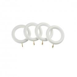 Ring White (Pack of 4)